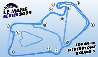 Silverstone Circuit, Northamptonshire, England