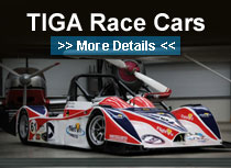 TIGA Race Cars, a development by Mike Newton