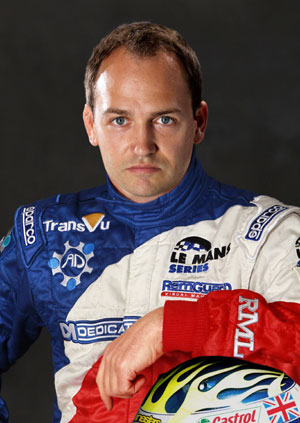 Ben Collins joins RML | Le Mans Series 2010. Photo: RML AD Group