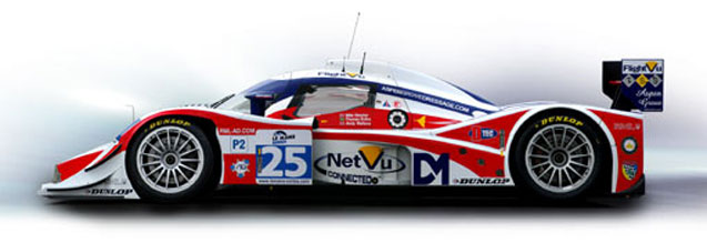 RML Lola HPD | For Sale | Le mans Series LMP2 Winners 2010